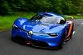 Картинка авто, Concept, Renault, концепт-кар, Alpine, A110-50, ренаулт