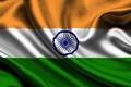 Картинка Индия, Flag, Республика Индия, Флаг, Текстура, India