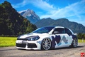 Картинка Volkswagen, Vossen, on CVT, Scirocco r, by Eccentrical