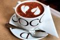 Картинка кофе, украшенный, Художественно
