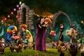 Картинка дети, праздник, клоун, Dracula, Mavis, Hotel Transylvania 2, Jonathan, монстры на каникулах 2