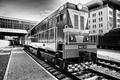 Картинка тепловоз, железная дорога, поезд