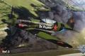 Картинка самолет, aviation, авиа, МиГ-3, MMO, Wargaming.net, World of Warplanes, WoWp, BigWorld, аркада, arcade plane, Persha ...