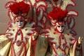 Картинка маска, пара, костюм, Венеция, карнавал, экзотика