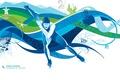 Картинка стиль, Конькобежный спорт, спорт, олимпийские игры, коньки, vancouver 2010, Ванкувер, зимние виды спорта, speed skating, ...