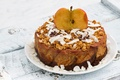Картинка яблоко, пирог, выпечка