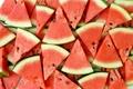 Картинка water melon, арбуз, ломтики, ягода