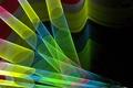 Картинка цвет, объем, свет, линии, трубка