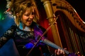 Картинка арфа, Линдси Стирлинг, violin, Lindsey Stirling, скрипка