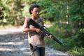 Картинка эпизод-2, сезон-5, The Walking Dead, Sasha, Sonequa Martin-Green