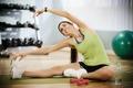 Картинка fitness, pose, gym, stretching
