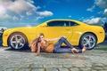 Картинка Camaro, Chevrolet Camaro, Chevrolet, Helena De Castro Rios
