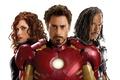 Картинка боксер, Ivan Vanko, Mickey Rourke, хлыст, актриса, Scarlett Johansson, актер, tony stark, iron man 2, ...