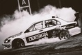Картинка Mitsubishi, drift, evolution, корч, Митсубиси, дрифт, smoke, evo