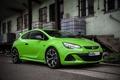 Картинка Opc, Astra, Opel, Green