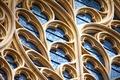 Картинка Йорк, Англия, фрагмент собора
