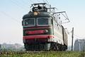 Картинка лето, рельсы, локомотив, поезд