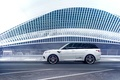 Картинка AC Schnitzer, Car, Range, Germany, Land Rover, Rover, Side, Sport, White