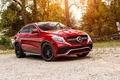Картинка Mercedes-Benz, Coupe, C292, GLE-Class, мерседес, AMG