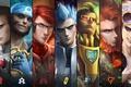 Картинка Cyrus, Team Rocket, Team Flare, Maxie Pokémon, Team Skull, Archie, Team Plasma, Guzma, Team Aqua, ...