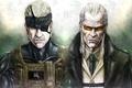 Картинка Liquid Ocelot, Metal Gear Solid 4: Guns of the Patriots, Solid Snake, Revolver Ocelot, Konami