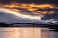 Картинка Scotland, Bridge of Fire, Kyle of Lochalsh