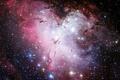 Картинка M16, Хаббл, телескоп, NGC 6611, Орел, космос, звезды, туманность