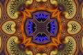 Картинка цвет, симметрия, узор, текстура