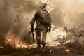 Картинка Modern warefare 2, солдат, война