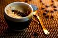 Картинка напиток, кофе, ложка