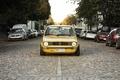 Картинка автомобили, деревья, Volkswagen, Golf, Mk1, передние фары, улица, солнце