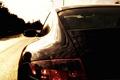 Картинка auto, car, porsche at dusk