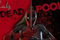 Картинка Марвел, Wanda Wilson, Lady Deadpool, Леди Дэдпул, Ванда Уилсон, Deadpool, Marvel, Дэдпул