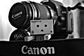 Картинка фотоаппарат, danbo, canon, коробочка