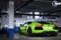 Картинка Lamborghini, фон, вид сзади, парковка, Aventador, Top Gear, самая лучшая телепередача, Топ Гир, высшая передача, ...