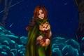 Картинка game, арт, игры, Defense of the Ancients, девушка, Dota 2, дота 2, windranger