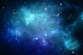 Картинка космос, звезды, арт, абстракция