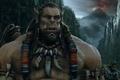 Картинка cinema, sword, fantasy, game, Warcraft, Blizzard, sky, cloud, mountain, rpg, movie, ken, fang, clan, lava, ...
