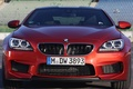 Картинка red, Coupe, фары, Competition Package, front, car, передок, решетка, BMW