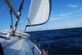 Картинка море, настроение, путь, яхта