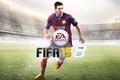 Картинка EA Sports, Fifa 15, Game, Lionel Andrés Messi, Лионель Андрес Месси