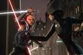 Картинка animated series, Star Wars Rebels, Асока, Инквизитор 7-я сестра, Звездные войны Повстанцы
