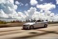 Картинка металлик, скорость, IS250, Lexus, дорога, лексус, wheels, black, vossen
