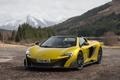 Картинка 675LT, McLaren, Spider, суперкар, макларен