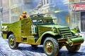 Картинка ленд-лиза, WW2., союзниками, передано, M3A1, программе, арт, Браунинг, стреляет, солдат, для, многоцелевой, ВОВ, армии, было, ...