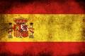 Картинка Испания, флаг, грязь