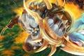 Картинка охотник, rengar, lol, ярость, League of Legends, Pridestalker
