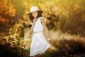 Картинка шляпка, знак тишины, Mary, платье