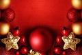 Картинка Xmas, red, Новый Год, праздник, Merry, украшения, Рождество, balls, Christmas, шары, decoration, New year