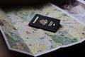 Картинка документ, паспорт, карта